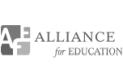 gray logo AFE